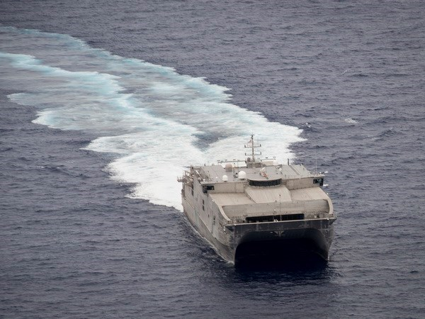 Cambodian, US navies to hold live fire exercise hinh anh 1