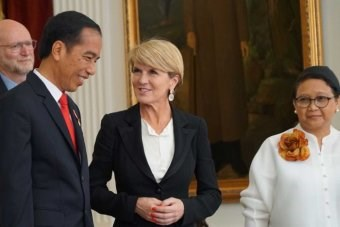 Australia affirms good relationship with Indonesia hinh anh 1