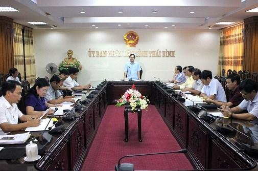 Thai Binh hosts agriculture fair hinh anh 1