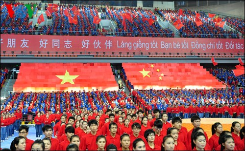 Vietnam-China Youth Festival to take place next week hinh anh 1