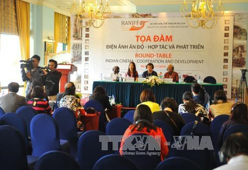 Discussion highlights India's film industry hinh anh 1