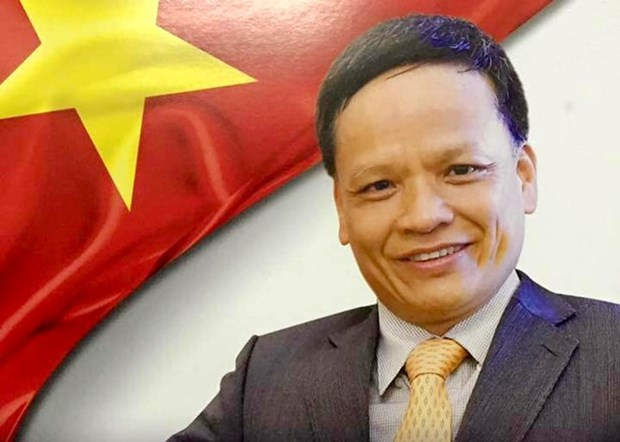 Vietnamese diplomat elected to International Law Commission hinh anh 1