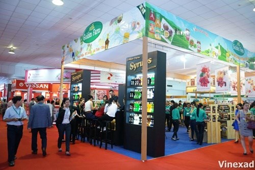 Food & drink fair opens in Hanoi hinh anh 1
