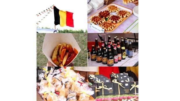 Belgian Week in Vietnam hinh anh 1