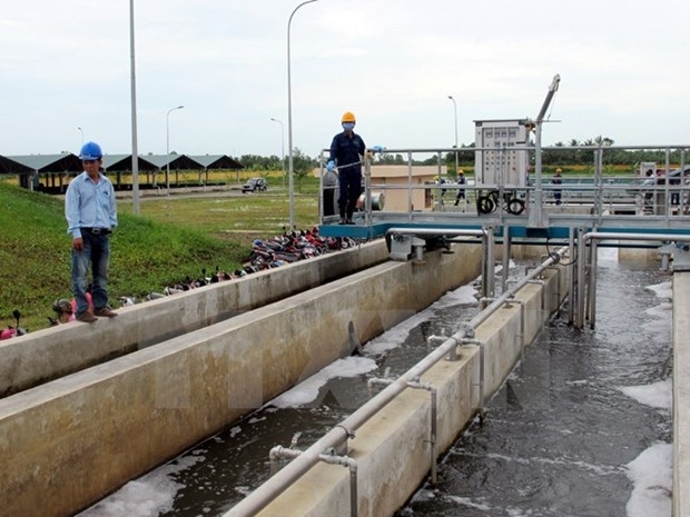 WB supports Vietnam build water-supply plants hinh anh 1