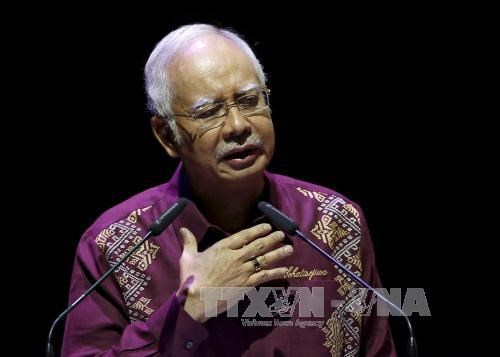 Malaysian Prime Minister talks East Sea dispute settlement hinh anh 1