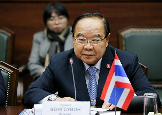 Thailand wants to build joint border fence with Malaysia hinh anh 1