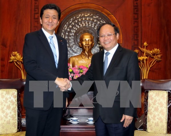Japan wants to invest in metro lines in HCM City hinh anh 1