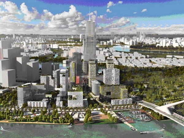 UK firms eye infrastructure cooperation in HCM City hinh anh 1