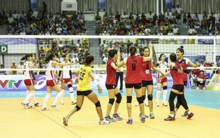 Vietnam to face Thailand in VTV Cup semi-final hinh anh 1