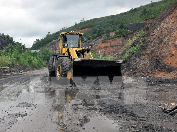 State-run coal group works to tackle flood impacts hinh anh 1