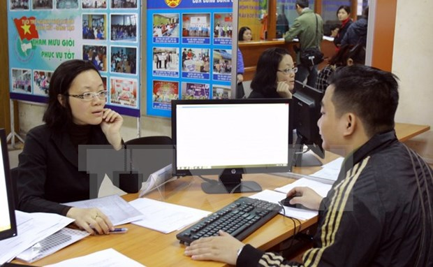Majority of businesses satisfied with tax procedures reform hinh anh 1