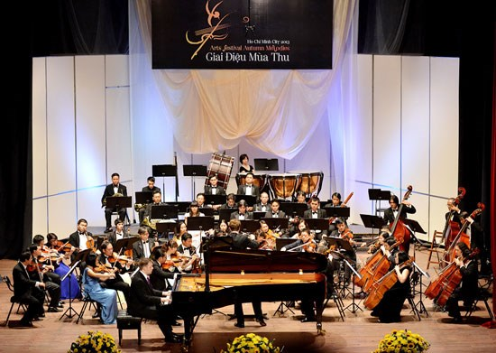 Ho Chi Minh City: Music lovers to enjoy Autumn Melodies hinh anh 1