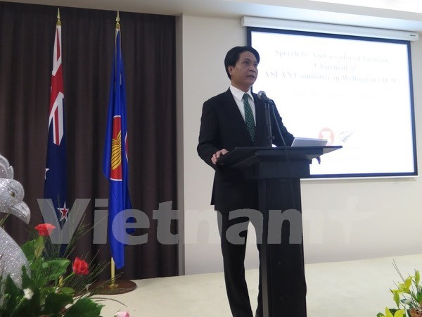 48 years of ASEAN celebrated in New Zealand hinh anh 1