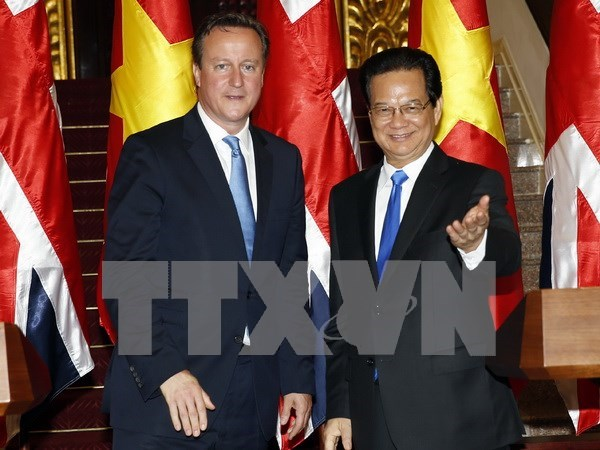 Ambassador looks at Vietnam-UK cooperation prospects hinh anh 1