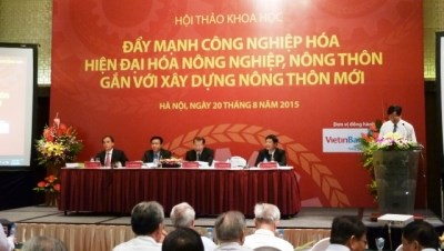 Agriculture, rural area development urged hinh anh 1