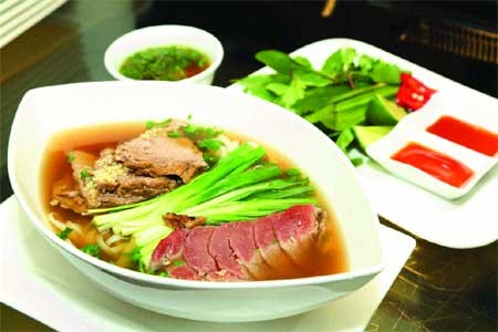 Vietnamese cuisine introduced in Beijing hinh anh 1
