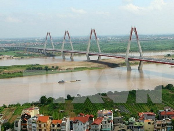 Hanoi to source water from Red River hinh anh 1