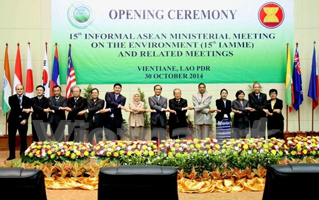 Vietnam to host ASEAN environment ministers' meeting in October hinh anh 1