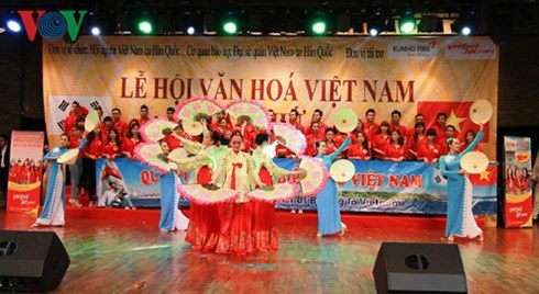 Vietnamese cultural festival opens in RoK hinh anh 1