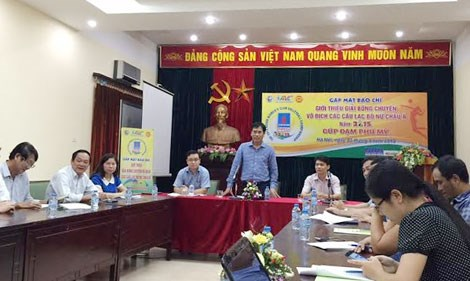 Ha Nam to host women's club volleyball championship hinh anh 1