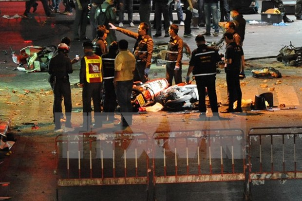 Another Bangkok bombing suspect arrested hinh anh 1