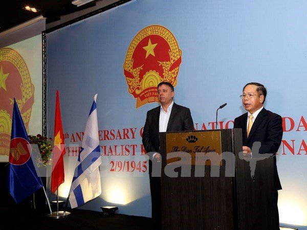 Embassies hold celebrations marking National Day hinh anh 1