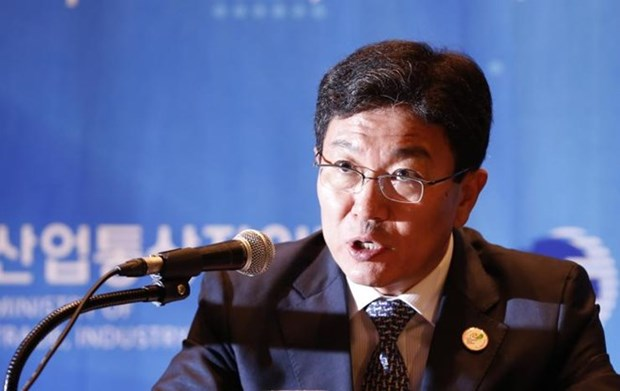 RoK minister urges quick ratification of FTAs with China, Vietnam hinh anh 1