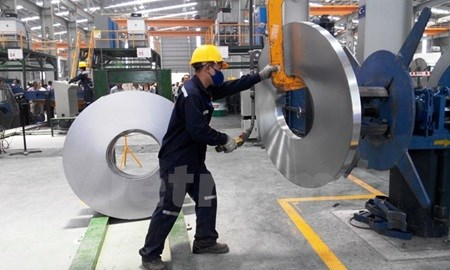 Sales of steel products increase by 25 percent hinh anh 1