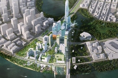 FDI boon for HCM City property hinh anh 1