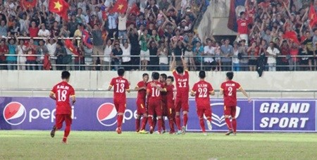 Vietnam to play Thailand for U-19 title hinh anh 1