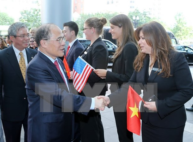 Vietnam boosts cooperation with Massachusetts State hinh anh 1