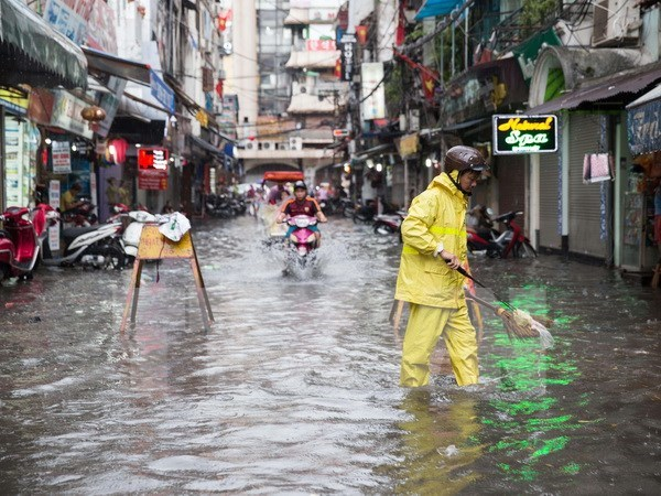 Cities' resilience against climate change to be measured hinh anh 1