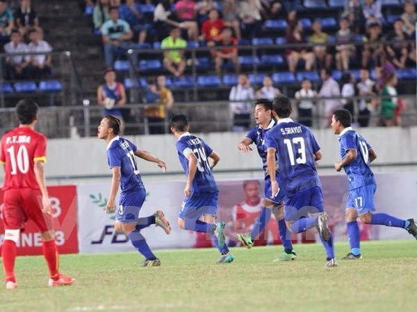 Thais win AFF U19 title hinh anh 1