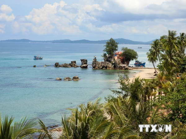 Phu Quoc island draws 164 investment projects hinh anh 1