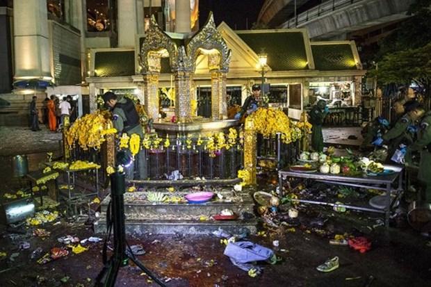 Suspect admits involvement in Bangkok blast hinh anh 1