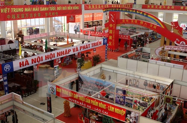 15th Vietnam-China int'l trade fair to open in Lao Cai hinh anh 1