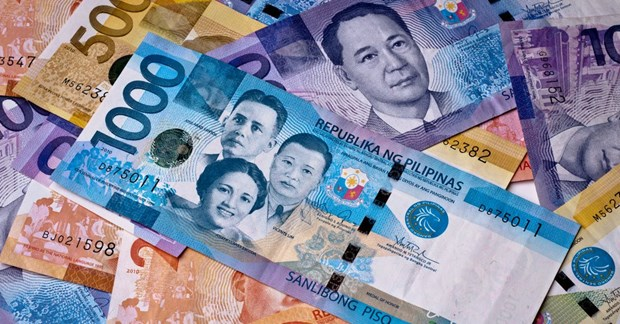 Philippines' deficit budget up to 688.96 mln USD in July hinh anh 1