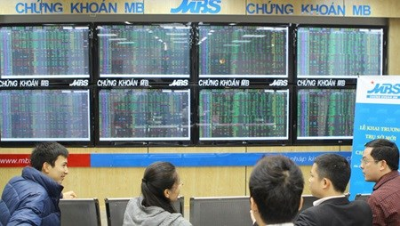 Bank, energy stocks lead bourses on upward trend hinh anh 1