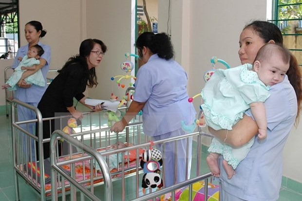 Psychological care provided for disadvantaged children hinh anh 1