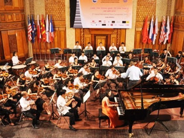 Vietnam shines at Hanoi international piano competition hinh anh 1