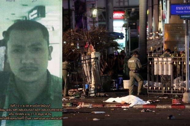 Thai issues warrant for Chinese man over Bangkok blast hinh anh 1