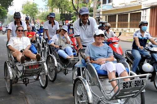 Ho Chi Minh City tourism maintains growth hinh anh 1