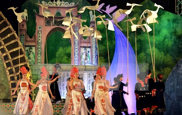 Festival honours northeast ethnic groups' culture hinh anh 1