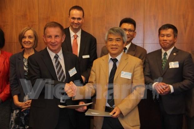 Vietnam, Australia strengthen sci-tech ties hinh anh 1