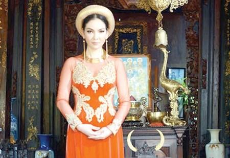 FTV shoots I Love Mui Ne fashion show hinh anh 1