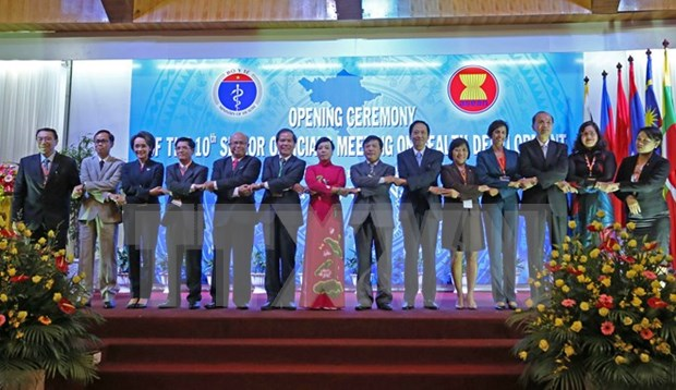 ASEAN senior health officials gather in Lam Dong province hinh anh 1