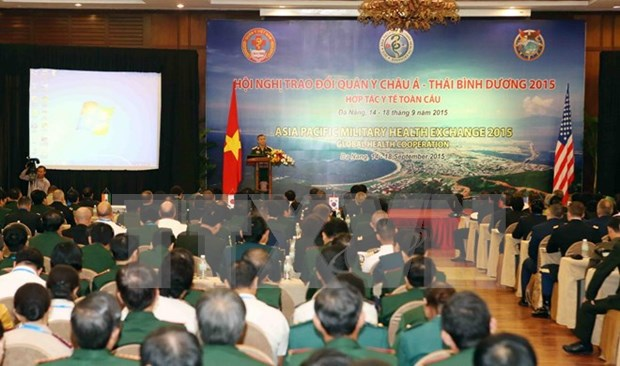 Da Nang hosts Asia Pacific Military Health Exchange hinh anh 1