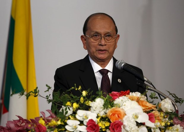 Myanmar government pledges free, fair election hinh anh 1