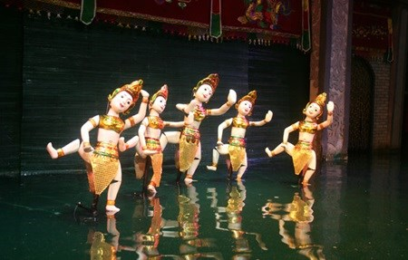 Vietnamese water puppet to be performed in Malaysia hinh anh 1